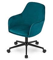 Офисное компьютерное кресло вращающееся MUF-ART DOBO Бирюзовый