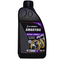 Напівсинтетичне моторне масло SmartOil 10W-40, 1 л.