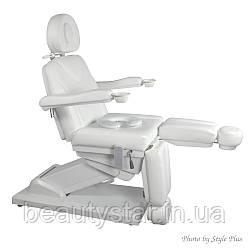 Педикюрное кресло с электроприводом кушетка кресло для педикюра электрическое с раздельными ногами ZD-848-3A