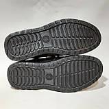 Мужские кожаные туфли прошитые коричневые BASTION (Бастион), фото 8