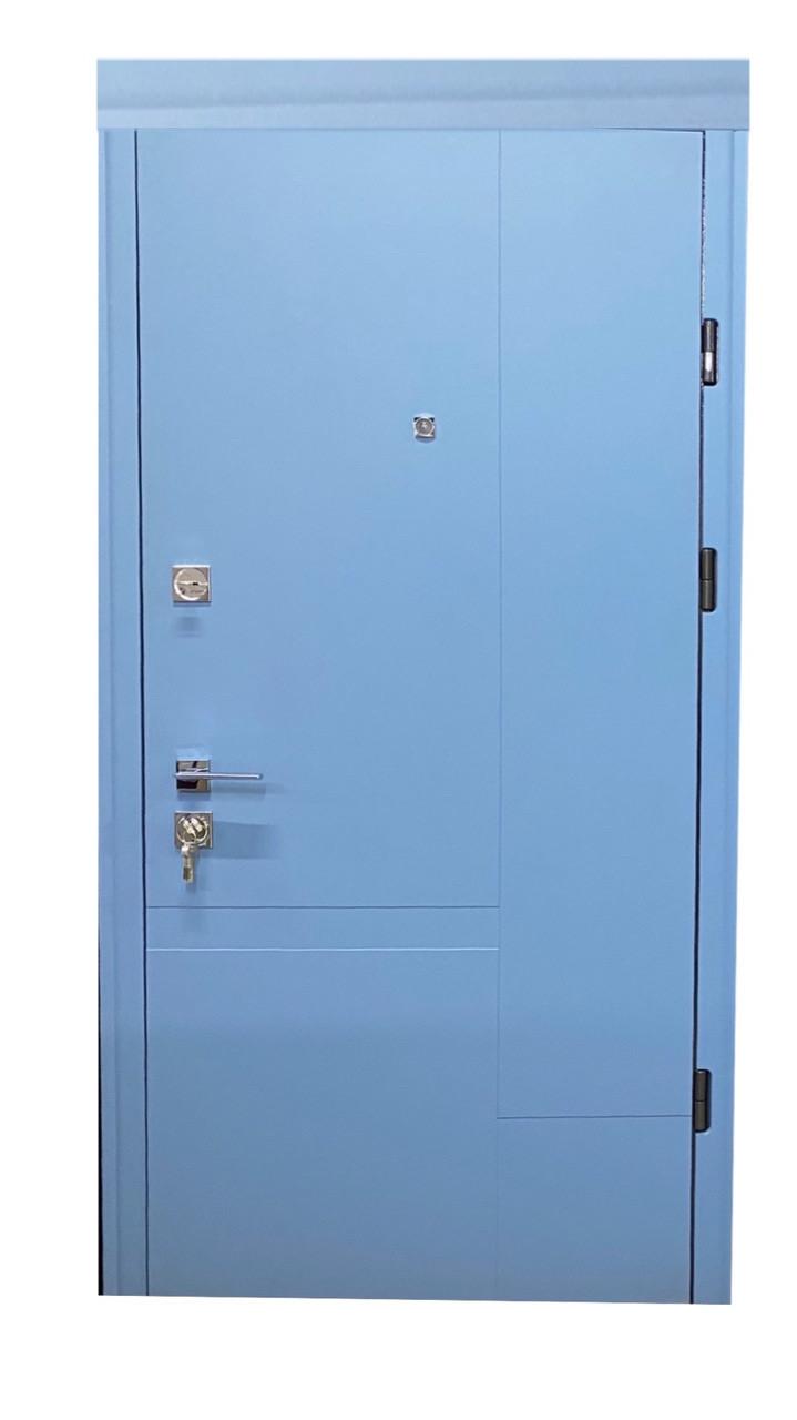 Двері вхідні STRAJ Sapphire