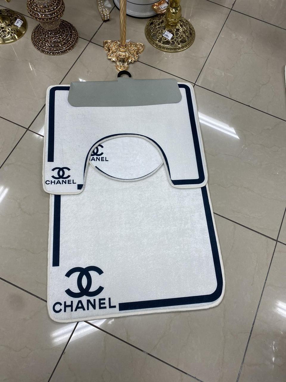 Комплект килимків для ванної кімнати