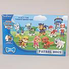 Детский Игровой набор фигурок Paw Patrol Щенячий патруль собачий отряд 8 героев, фото 4
