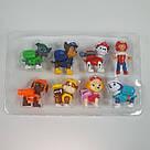 Детский Игровой набор фигурок Paw Patrol Щенячий патруль собачий отряд 8 героев, фото 5