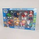 Детский Игровой набор фигурок Paw Patrol Щенячий патруль собачий отряд 8 героев, фото 6