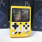 Портативна ігрова приставка Game Box SUP на 400 ігор Retro dendy консоль денді до телевізора геймпад джойстик, фото 5