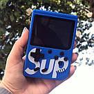 Портативна ігрова приставка Game Box SUP на 400 ігор Retro dendy консоль денді до телевізора геймпад джойстик, фото 10