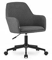 Офисное компьютерное кресло вращающееся MUF-ART DOBO Серое