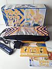 Пояс для похудения Vibra Tone Вибромассажер Массажный пояс Вибратон Антицелюлитный эффект, фото 10