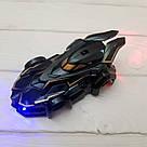 Aнтігравітаціонная машинка Wall Racer Car на радіоуправлінні гоночна авто Climber по стінах пультом ДУ MX-04, фото 5