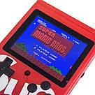 Портативна ігрова приставка Game Box SUP на 400 ігор Retro dendy консоль денді до телевізора геймпад, фото 2