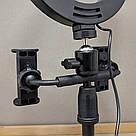 Кільцева світлодіодна LED Селфі лампа кільце Light phone live fill light кільцевої світло освітлення настільна, фото 8