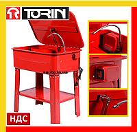 Torin TRG4001-20. 75 литров. Ванна для мойки деталей электрическая, оборудование