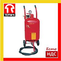 Torin TRG4020B. 75 литров. Пескоструйный аппарат, профессиональный, оборудование для пескоструя