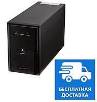 ИБП линейно-интерактивный LogicPower LPM-U1550VA(1085Вт). Акция.
