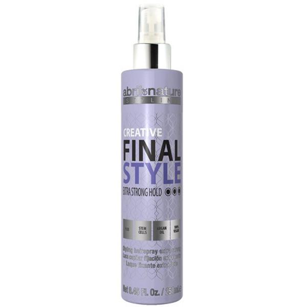 Спрей для укладання волосся Abril et Nature Advanced Stiyling Creative Final Styl Extra Strong Hold 250 мл