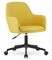 Офисное компьютерное кресло вращающееся MUF-ART DOBO Желтый