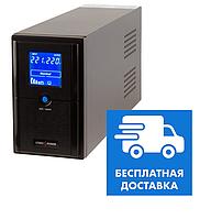 ИБП линейно-интерактивный LogicPower LPM-UL1550VA(1085Вт)