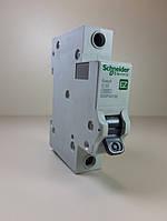 Автоматический выключатель Schneider C 1п 32А