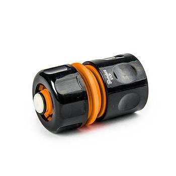 """Коннектор для шланга 3/4"""", POWER JET, STOP, ECO-PWB2165L Марка Європи"""