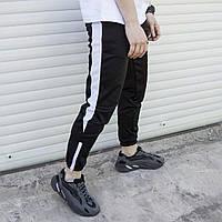 Мужские черные спортивные штаны весенние, модные зауженные спортивные штаны Rocky