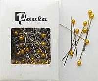 Булавки флористические золотые (4 см, 40 шт)