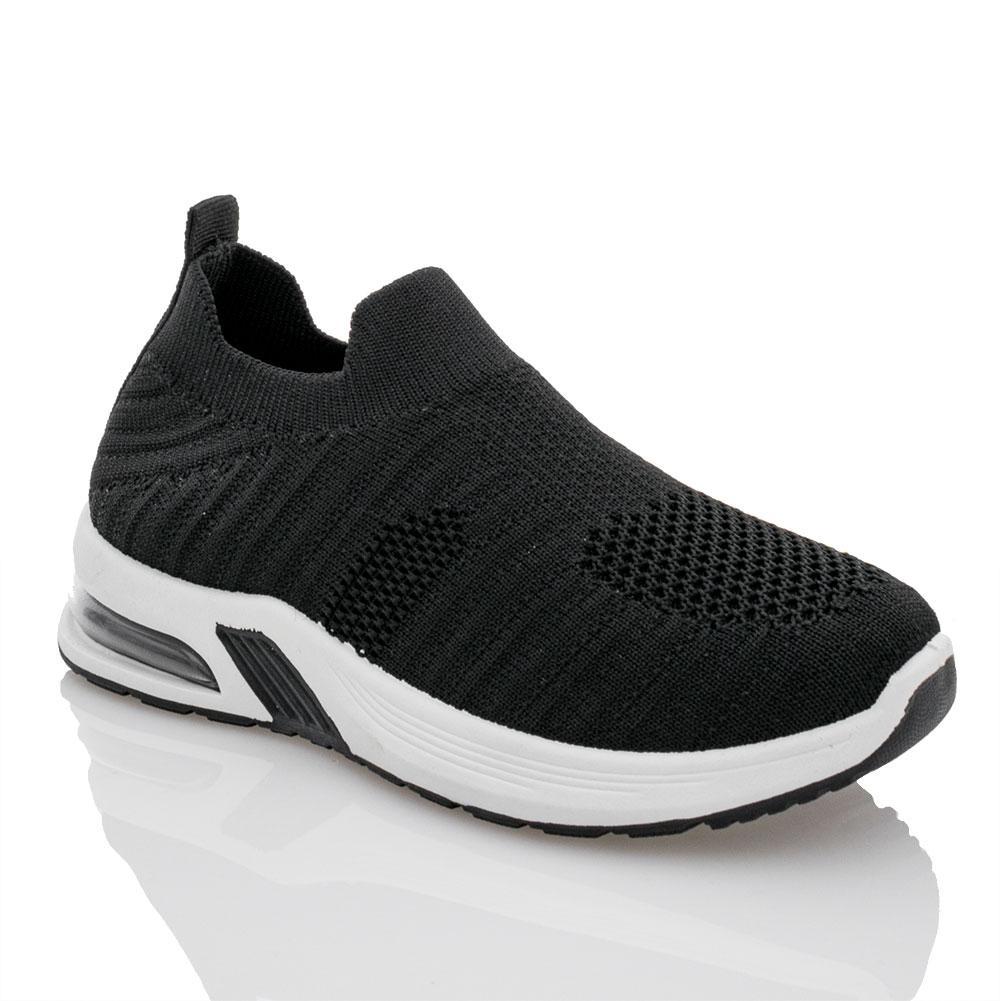 Кроссовки для девочек Vesnoe 33  черные 981419