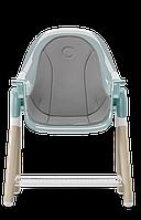 Стульчик для кормления 2 в 1 Детский Lionelo MAYA GREEN TURQUOISE польша, Стул для еды (mk)