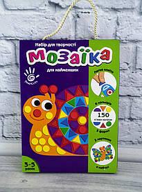 """М'яка мозаїка """"Равлик"""" VT4511-01 Vladi Toys Україна"""