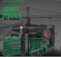 Перфоратор DWT BH10-28 VB BMC,энергия удара 5 Дж,0-1020 оборот/мин,0-4300 удар/мин, поворот зубила
