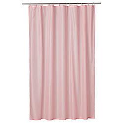 IKEA VÄNNEÅN  Занавеска для душа, светло-розовая (504.848.06)