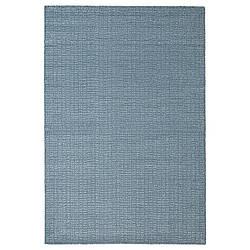 IKEA LANGSTED  Коврик, короткий ворс, голубой (204.951.75)