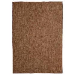 IKEA LYDERSHOLM  Ковролин, тканый, внутри / снаружи, средне-коричневый (204.954.15)
