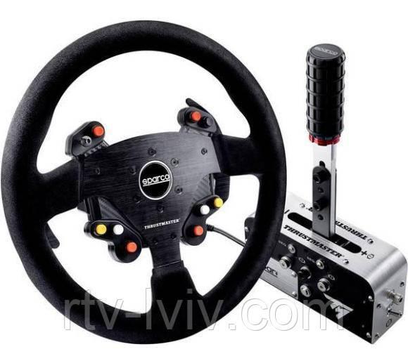 Руль Thrustmaster TM Rally Race Gear Sparco Mod