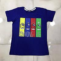 Футболка дитяча 2-6 років для хлопчиківТуреччина оптом