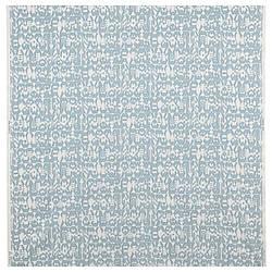 IKEA LOTTALI  Ткань, голубая / натуральная (504.889.27)