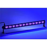 Ультрофиолетовый светодиодный прожектор LEDUV 12*3W