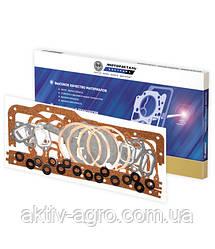 Комплект прокладок двигателя Д 144 (Т 40) полный к-кт , Мотордеталь Кострома
