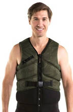 Страхувальний Жилет чоловічий Jobe Unify Vest Men Marble Green