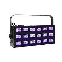 Ультрофиолетовый светодиодный прожектор LEDUV DMX18*3W