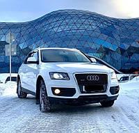 Дефлекторы окон Audi Q5 5-дв 8R 2012 VL-Tuning Ветровики ауди ку5