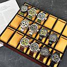 AMST 3003 Silver-Green Green Wristband, фото 8