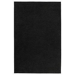 IKEA SPORUP  Коврик короткий ворс черный (104.876.42)