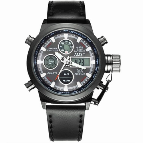 AMST 3003A All Black