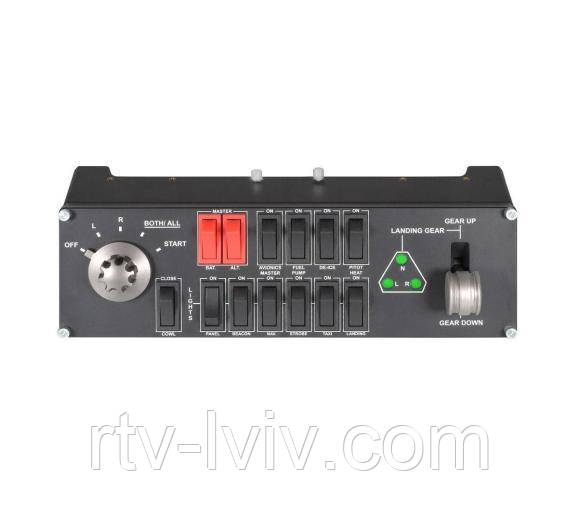 Контроллер Saitek Pro Flight Switch Panel
