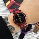 Geneva QSF-002 Red-Black, фото 3