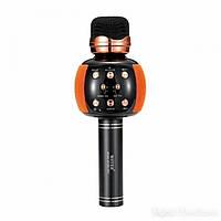 Микрофон M137 караоке  (Orange)