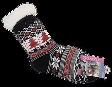 Шкарпетки з хутром і силіконом на підошві розмір 35-40 2016-10
