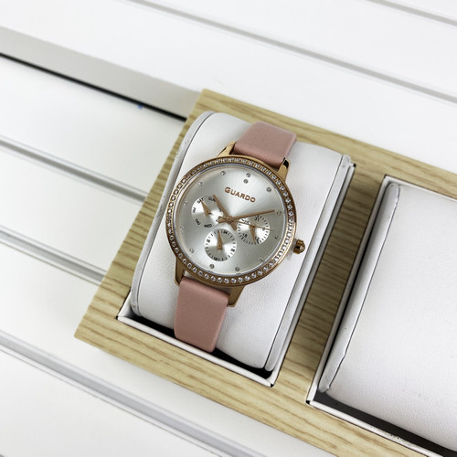 Guardo B01340(1)-5 Pink-Cuprum-Whute