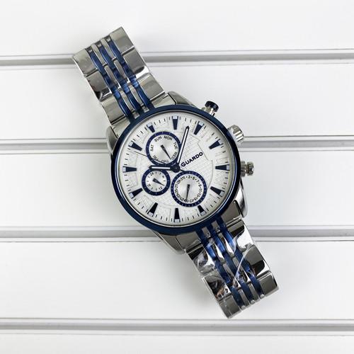 Guardo 011653-2 Silver-Blue-White